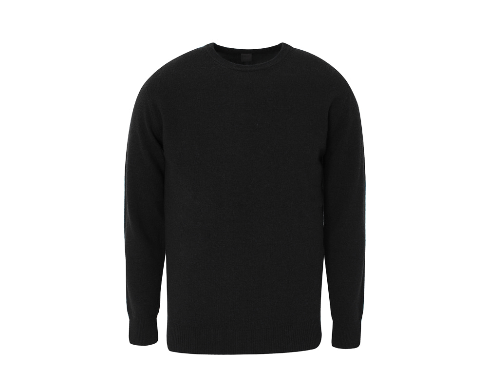 Soft Essential Crewneck_BlackIOLO(이올로)