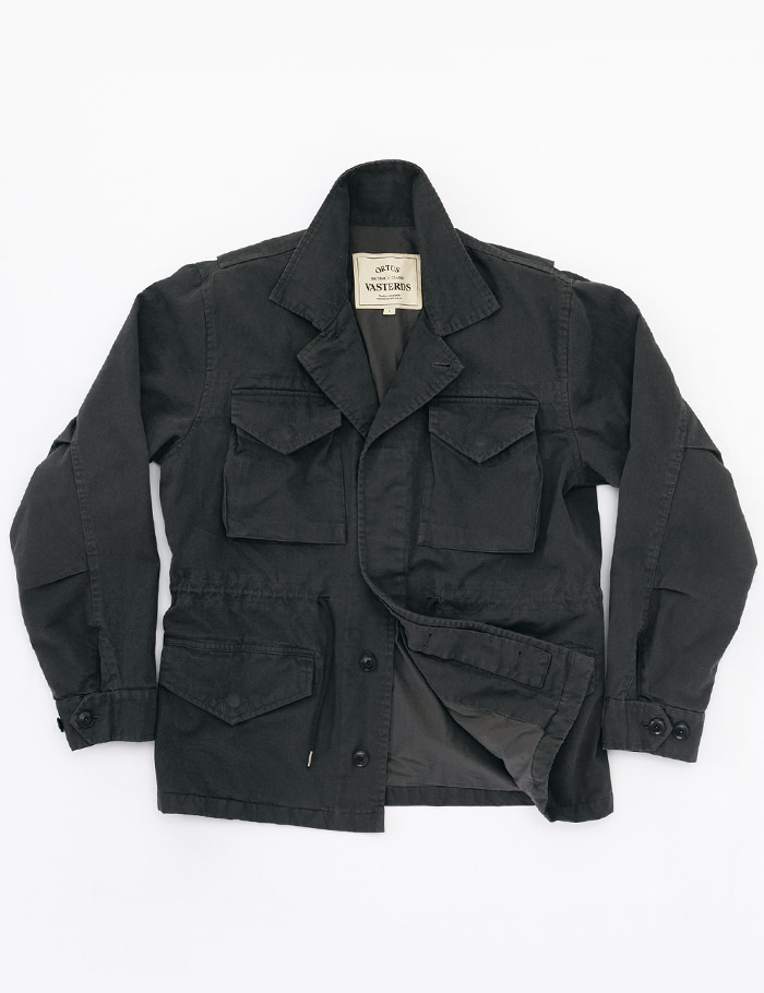 M43 Field Jacket charcoalOrtusvasterds(올투스바스터즈)