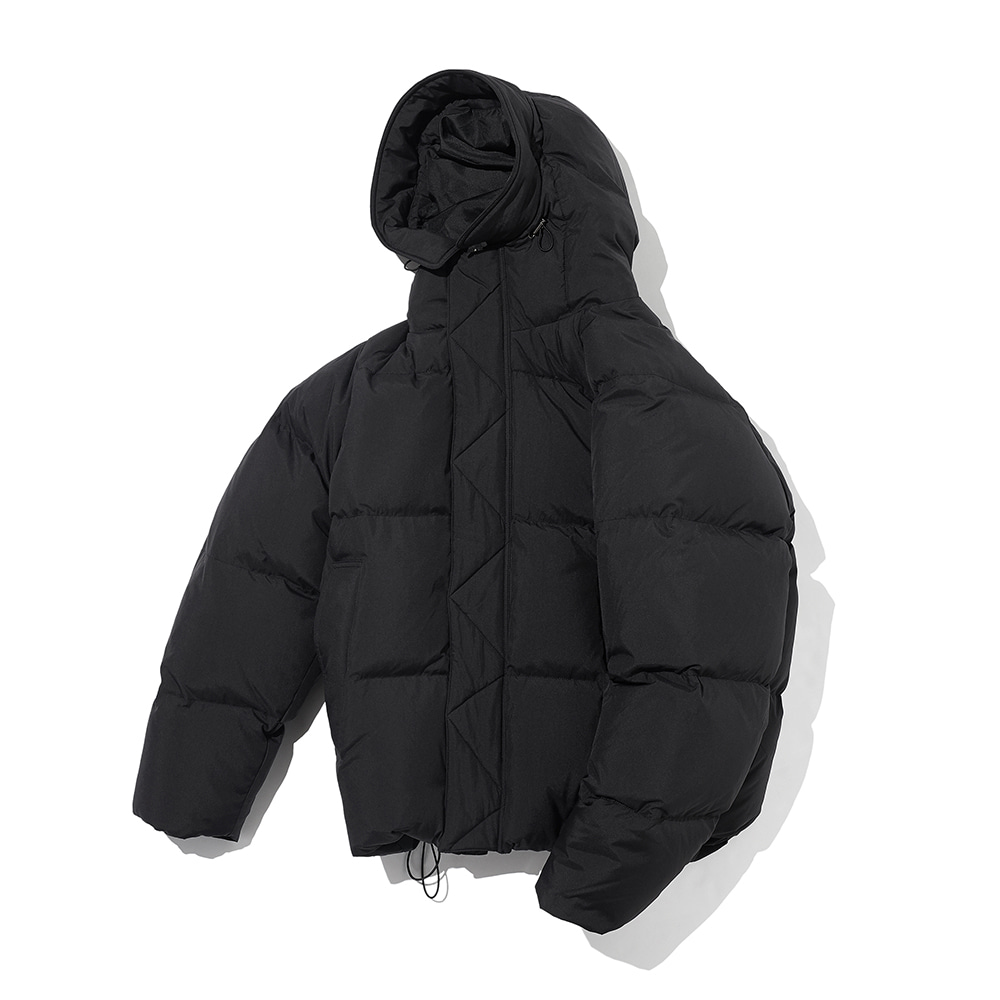 fo919 Hooded Parka (Black)ESFAI(에스파이)