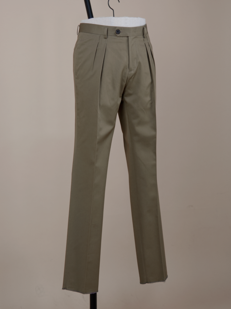 4seasons rain guard chino pants -dark khakiBellvoro(벨보로)
