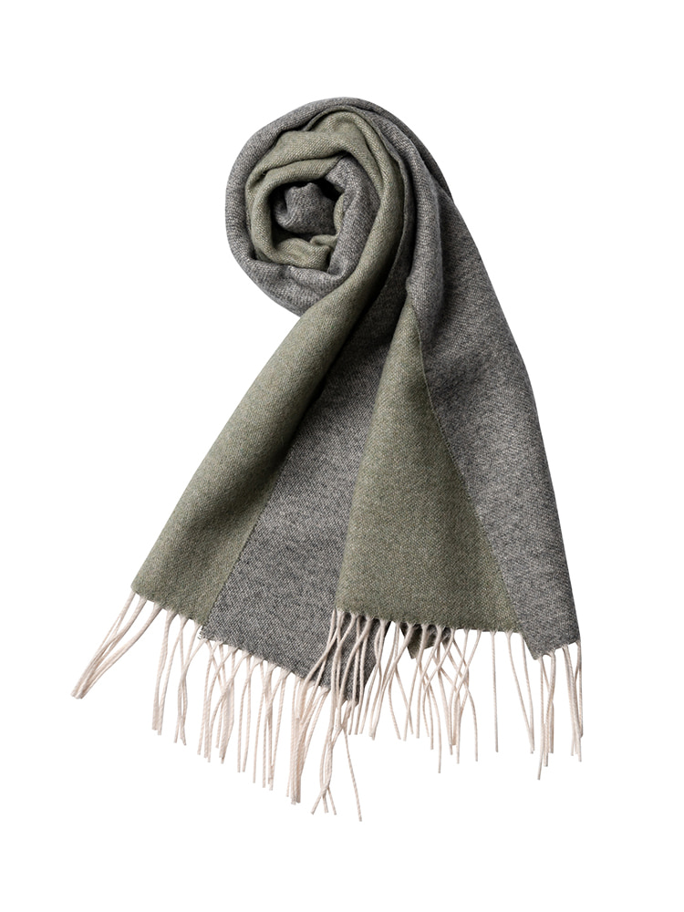 Estado Cashmere Muffler (with Albeni) - No.3 Estado(에스타도)