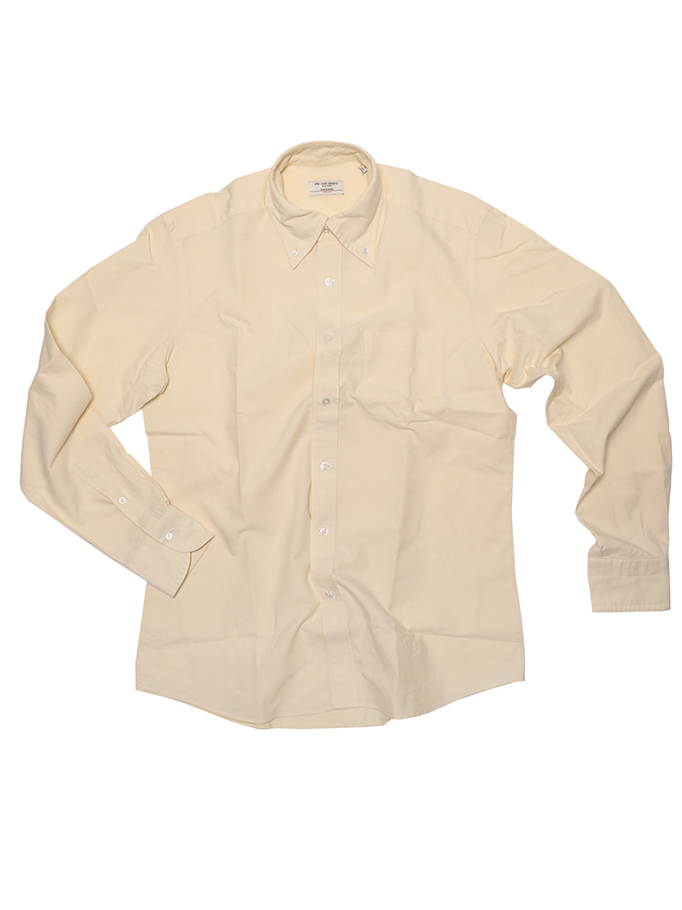SOFT OXFORD SHIRT (YE)PRODE SHIRT(프로드셔츠)