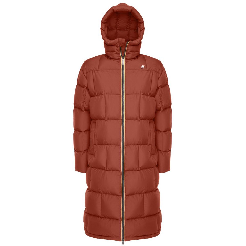 초경량 이글루 패딩AUBRY HEAVY THERMO IGLOO (Brown Pinkish)K-WAY(까웨)