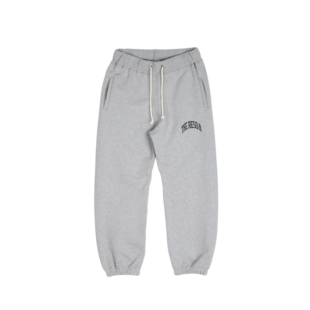 BALLGAME PANTS 2.0 [M/GREY]THE RESQ&Co(더레스큐컴패니)