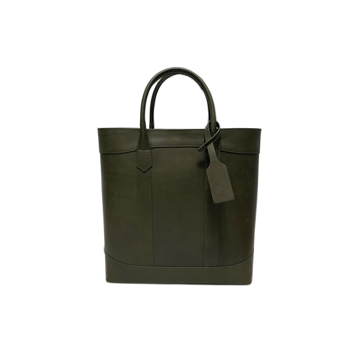 073 Khaki Vegetable TotebagLohnt(론트)