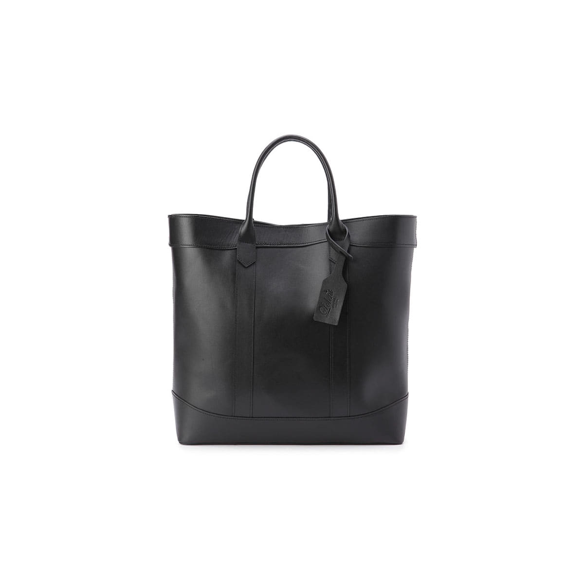 077 Black Vegetable TotebagLohnt(론트)