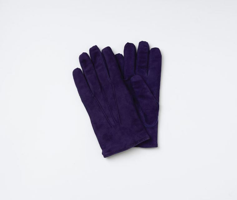 omega gloves Nappa_Man(Purple Suede)오메가글러브