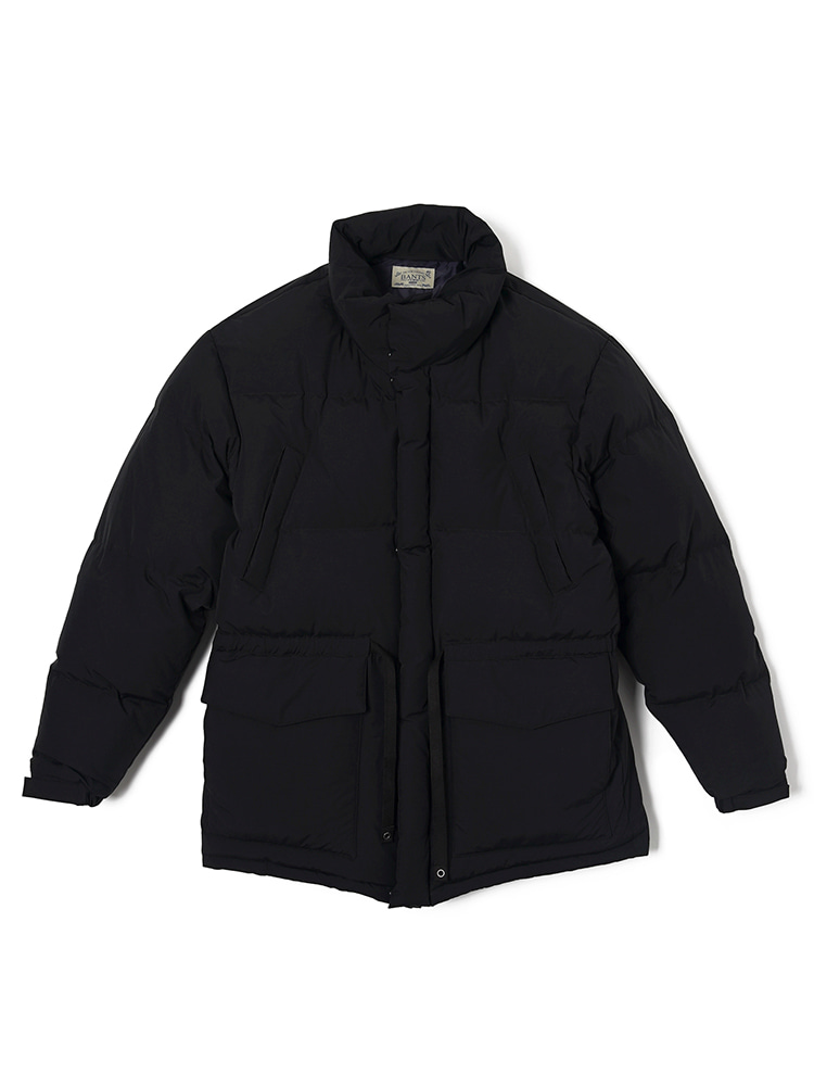 OSF CN Down Jacket - BlackBANTS(반츠)