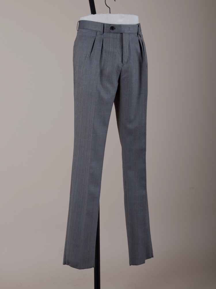 Wool pants- gray herringboneBellvoro(벨보로)