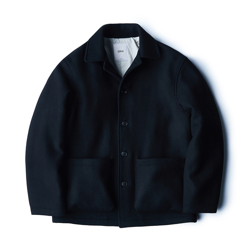 fn21 Wool Jacket (Black)ESFAI(에스파이)