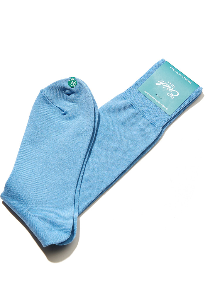 Bamboo Socks - Skyblue SolidEnrich(인리치)
