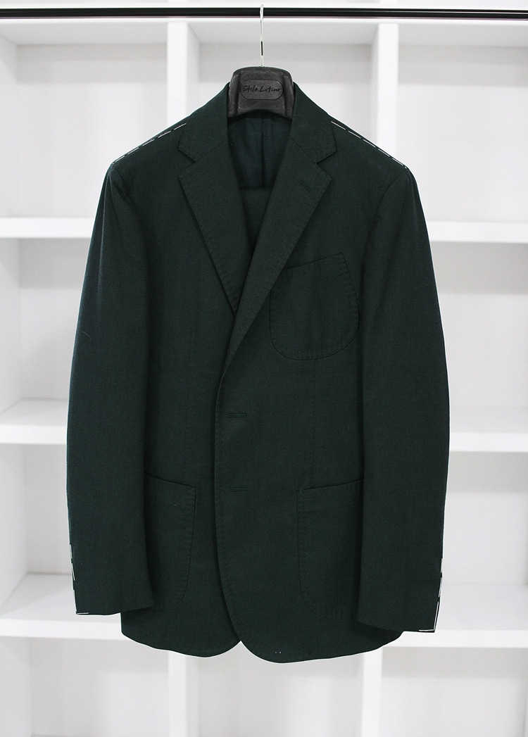 Green cotton suitStile latino(스틸레라티노)