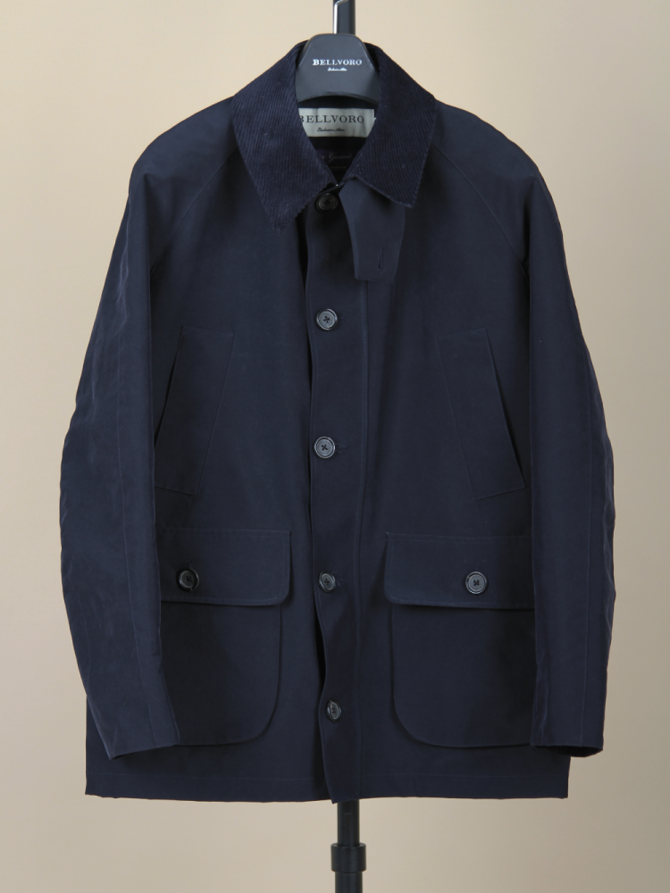 Rainguard Country Jacket navyBellvoro(벨보로)