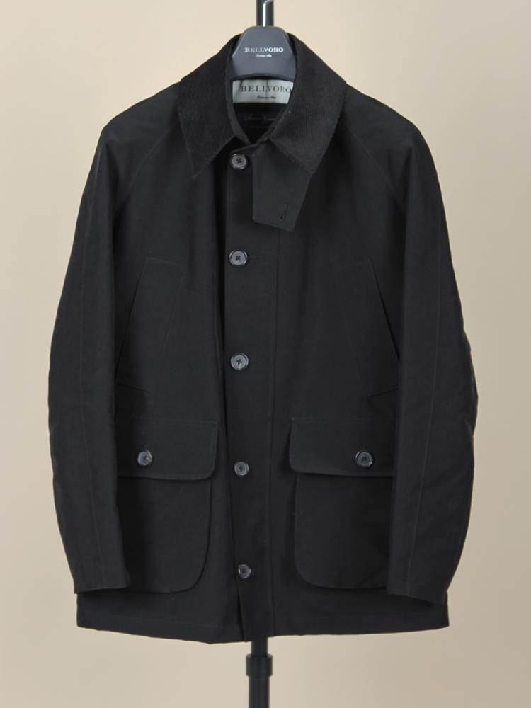 Rainguard Country Jacket blackBellvoro(벨보로)