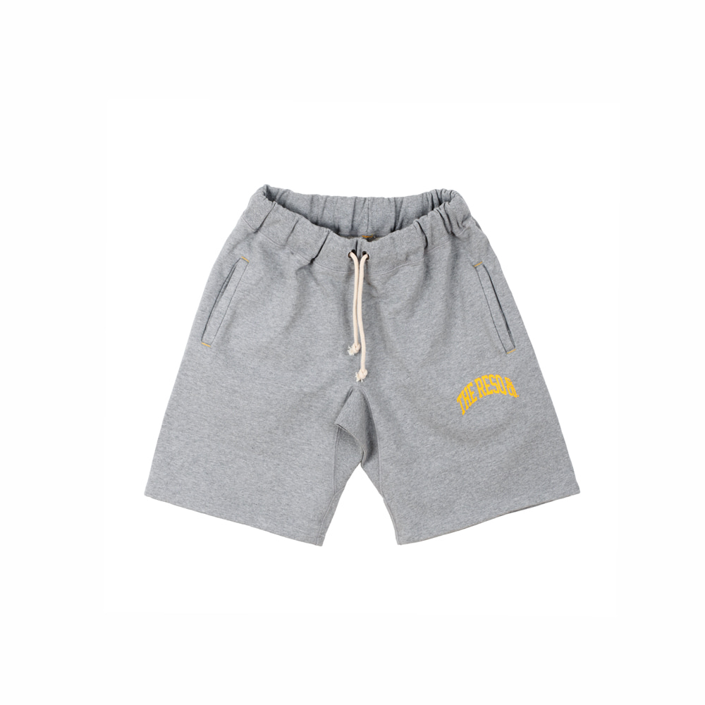 BALLGAME SHORTS [M/GREY]THE RESQ&Co(더레스큐컴패니)