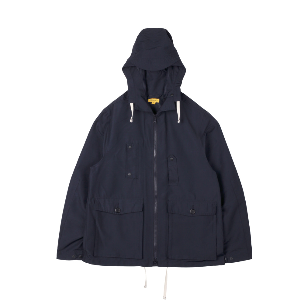 FLUTTERBY MOUNTAIN PARKA [NAVY]THE RESQ&Co(더레스큐컴패니)