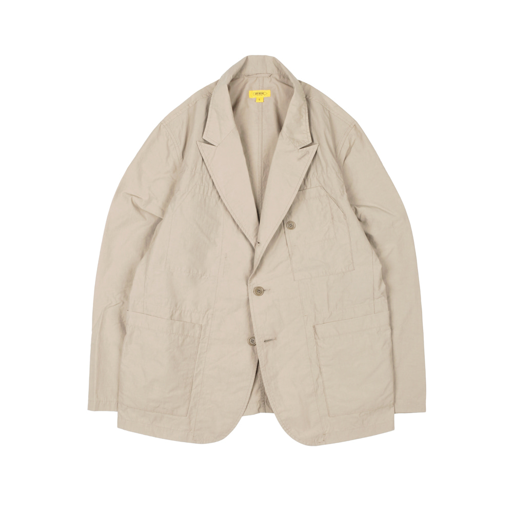 SEOKIA JACKET [ROCK SAND]THE RESQ&Co(더레스큐컴패니)