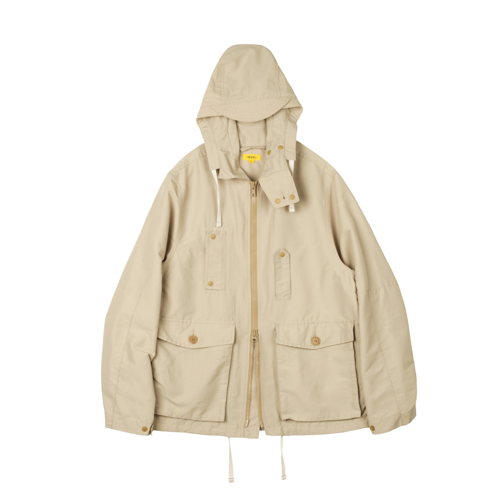 FLUTTERBY MOUNTAIN PARKA [SAND BEIGE]THE RESQ&Co(더레스큐컴패니)
