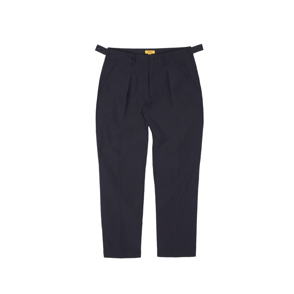 SEOKIA SLACKS [SHADE NAVY]THE RESQ&Co(더레스큐컴패니)