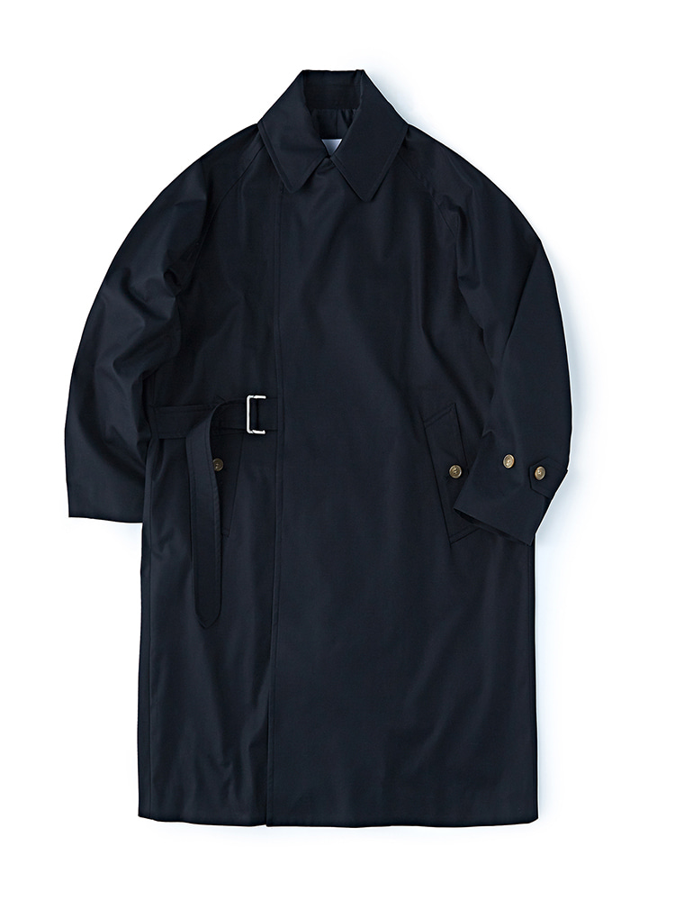 BOND TIELOCKEN COAT NAVYDgre(디그레)