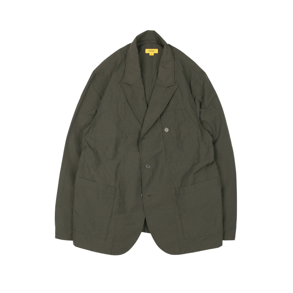 SEOKIA JACKET [MOUNTAIN GREEN]THE RESQ&Co(더레스큐컴패니)