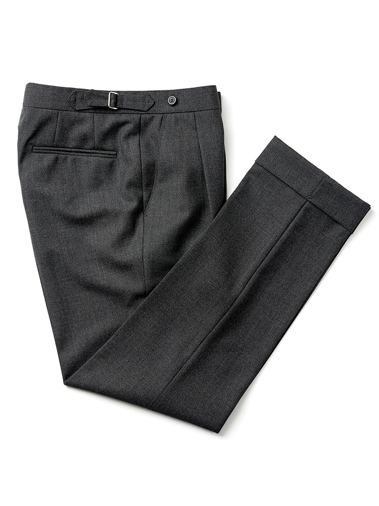Canonico fresco pants - Grey (4PLY) Estado(에스타도)4월13일부터 배송