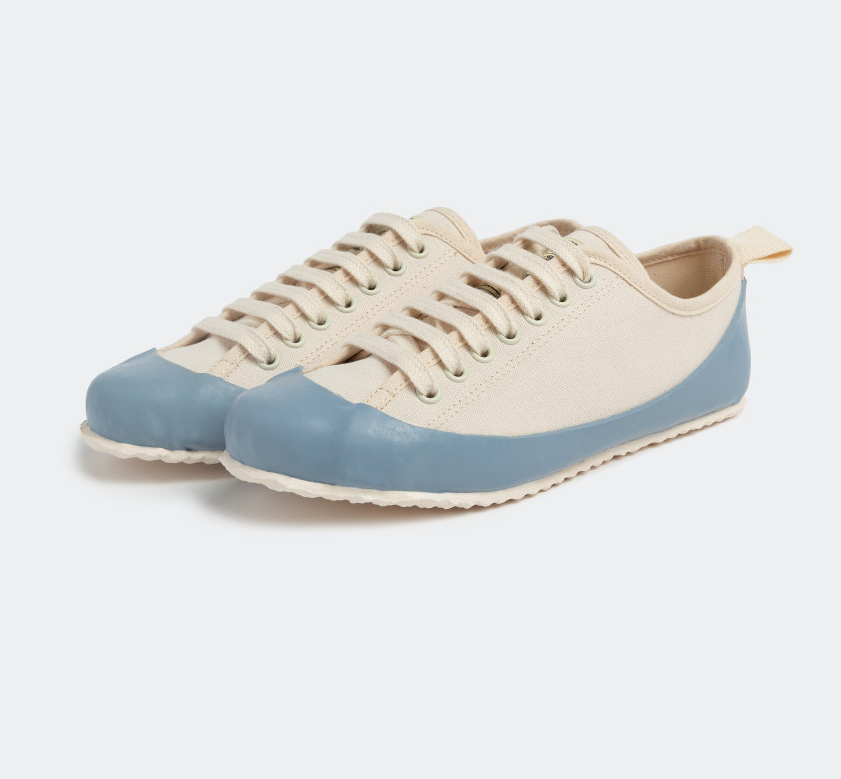 MARINE TYPE2 LACE UP (ECRU/NORDIC BLUE)North Sea Clothing(노스씨클로딩)