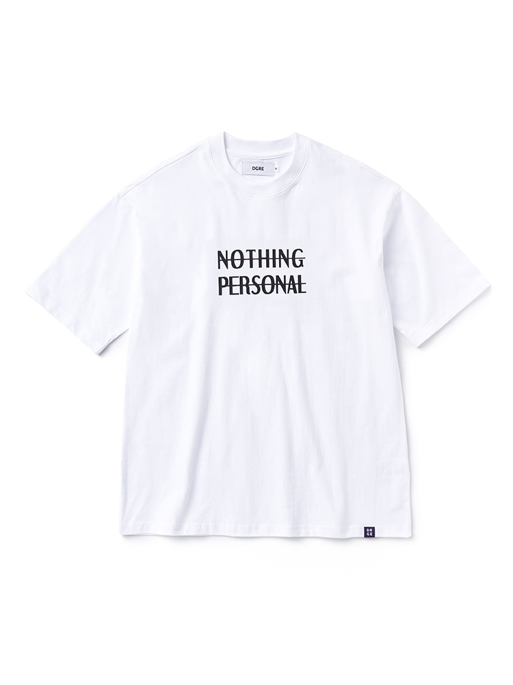 NOTHING PERSONAL T-shirtsDGRE(디그레)