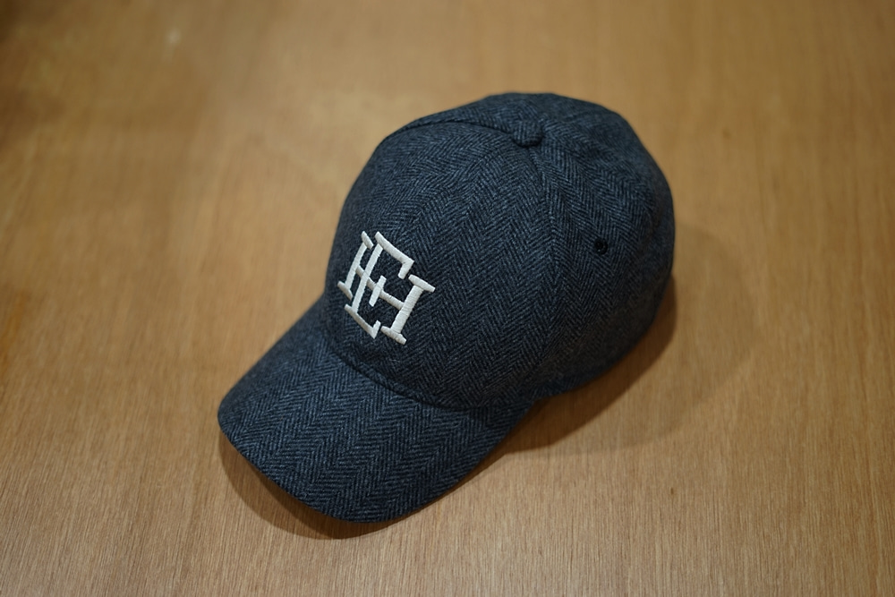 BALL CAP HERRINGBONEEAST HARBOUR SURPLUS이스트하버서플러스